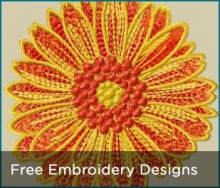 Free Embroidery Designs