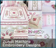 Zundt Machine Embroidery Designs
